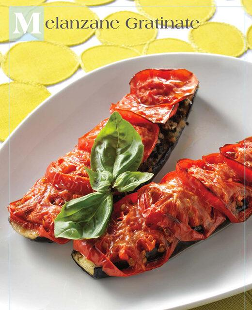 イタリア風なすの詰め物