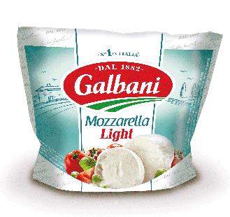 ガルバーニ モッツァレラ ライト 125g