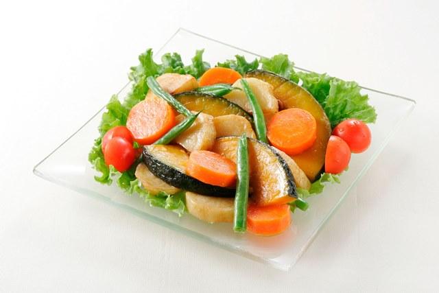根菜のカラフルマリネ