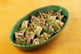辛味野菜のグリル