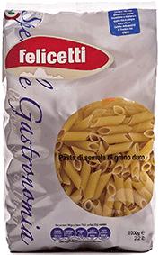フェリチェッティ スペチャーレ・ガストロノミア メッツェ・ペンネ 1000g