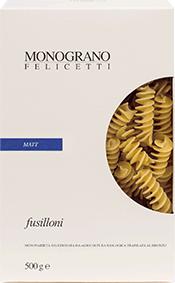 フェリチェッティ モノグラーノ・マット フジッローニ 箱入り 500g