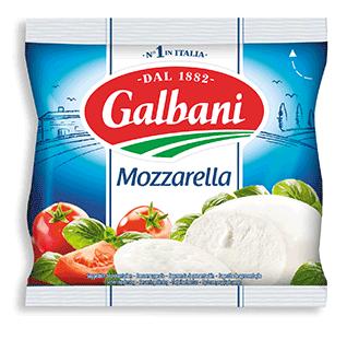 ガルバーニ モッツァレラ 125g