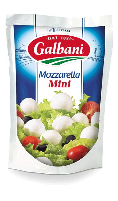 ガルバーニ モッツァレラ スナック 150g