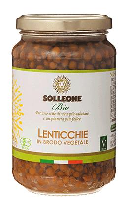 ソル・レオーネビオ プレミアム オーガニック・レンズ豆