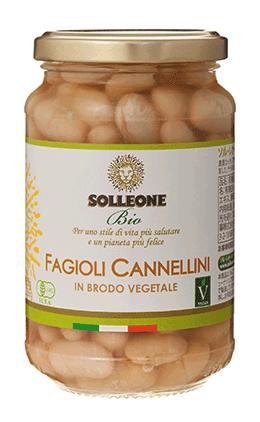ソル・レオーネビオ プレミアム オーガニック・白いんげん豆