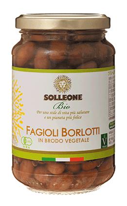 ソル・レオーネビオ プレミアム オーガニック・ ボルロッティ豆