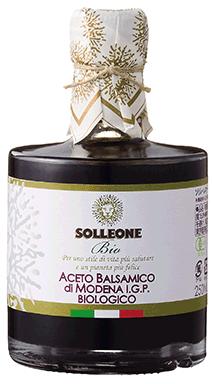ソル・レオーネビオ プレミアム オーガニック・バルサミコ酢 ゴールドラベル 250ml