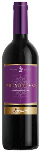 Primitivo プリミティーヴォ