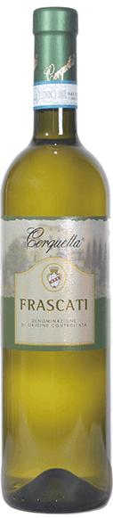 Frascati フラスカーティ