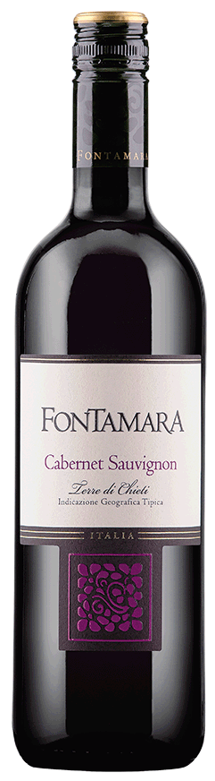 Fontamara Cabernet Sauvignon フォンタマラ・カベルネ・ソーヴィニヨン 750ml