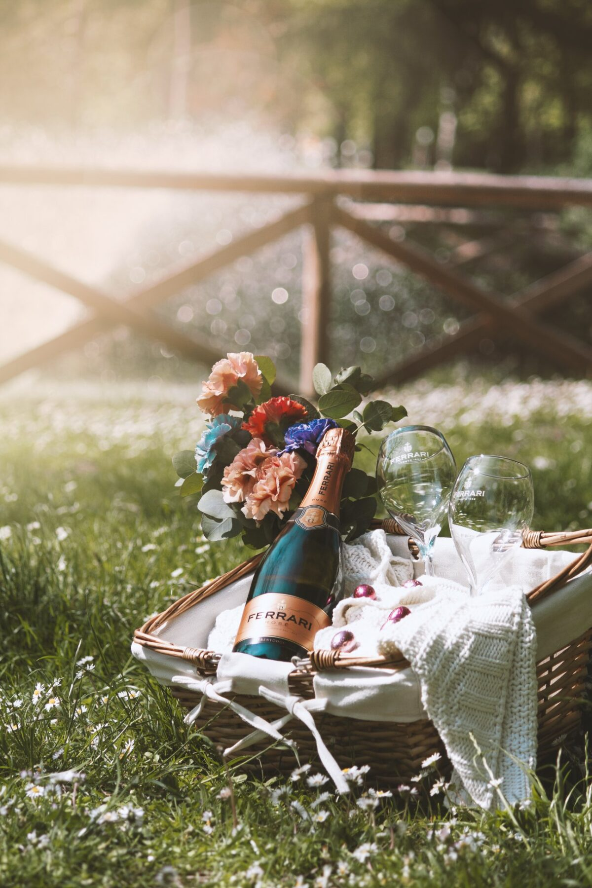 新生活を彩る 春のスパークリング