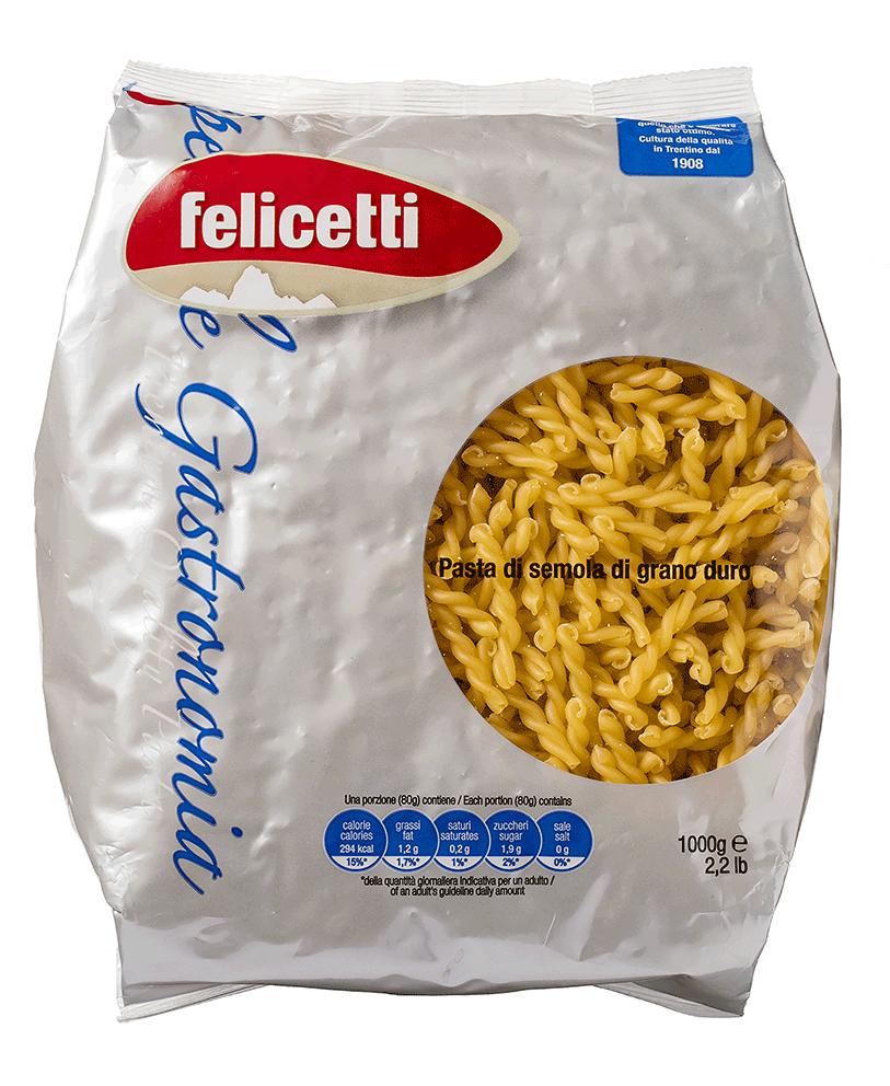 フェリチェッティ スペチャーレ・ガストロノミア トレッチーネ 1000g
