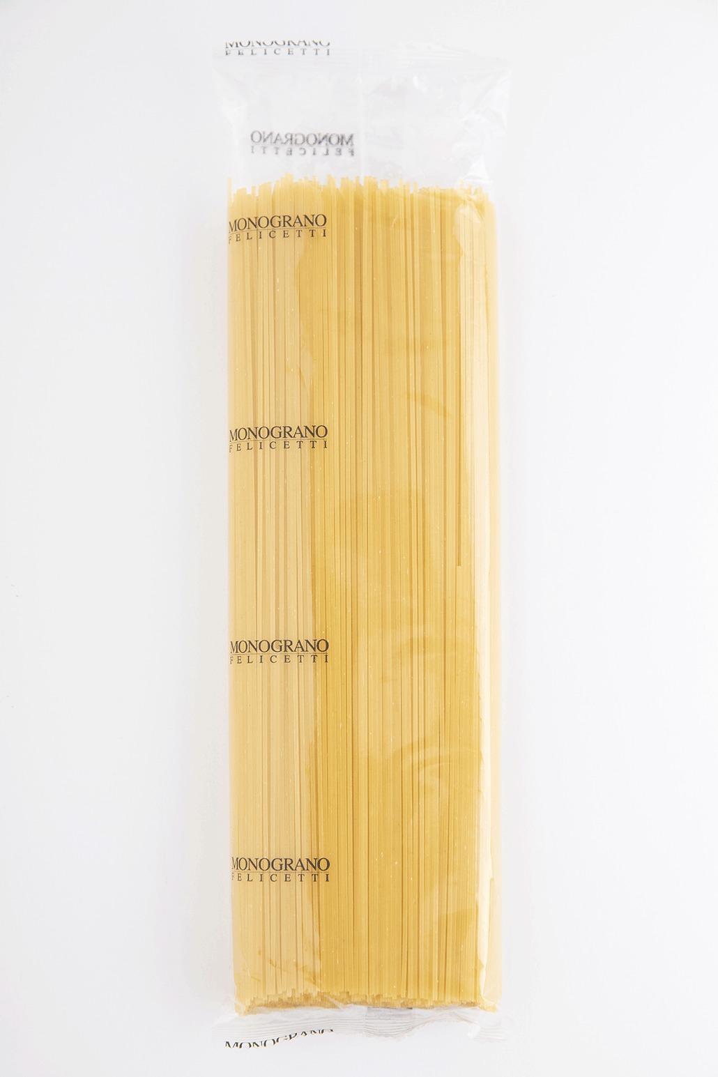 フェリチェッティ モノグラーノ・イル・カッペッリ スパゲッティーニ 業務用 500g