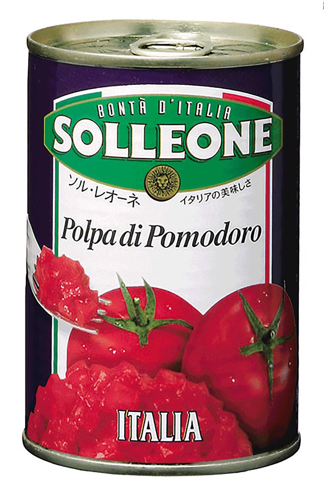 ソル・レオーネ ダイストマト 400g