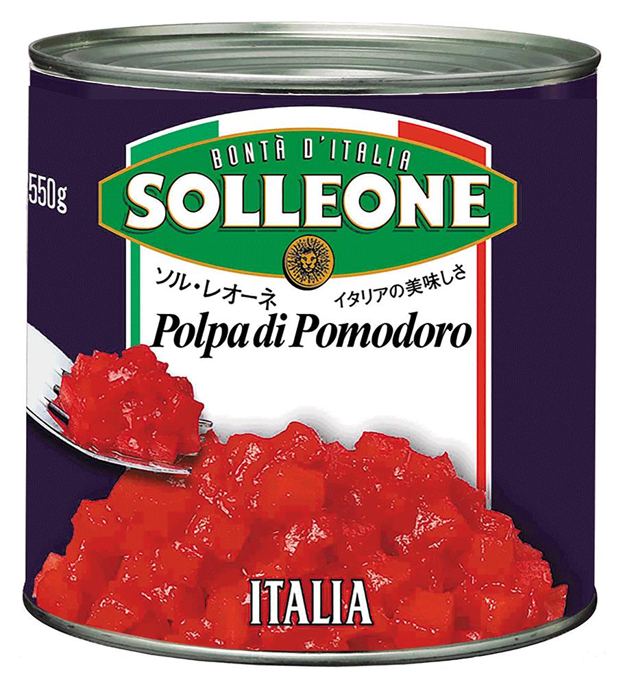 ソル・レオーネ ダイストマト 2550g