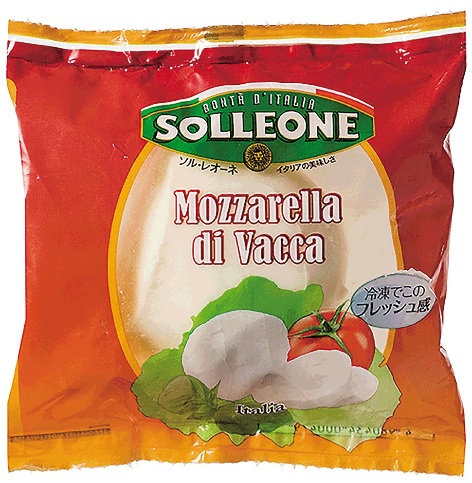SOLLEONE Mozzarella Vacca I.Q.F. ソル・レオーネ モッツァレラ・ヴァッカ I.Q.F.