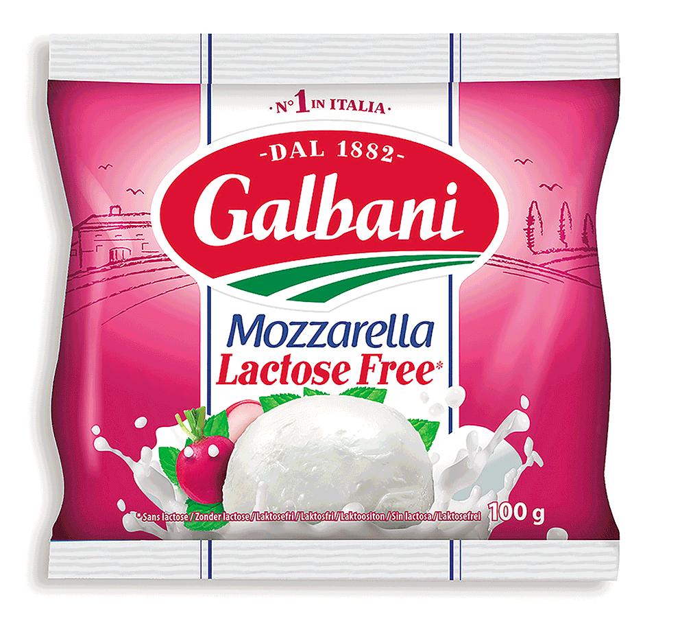 ガルバーニ モッツァレラ ラクトースフリー 100g