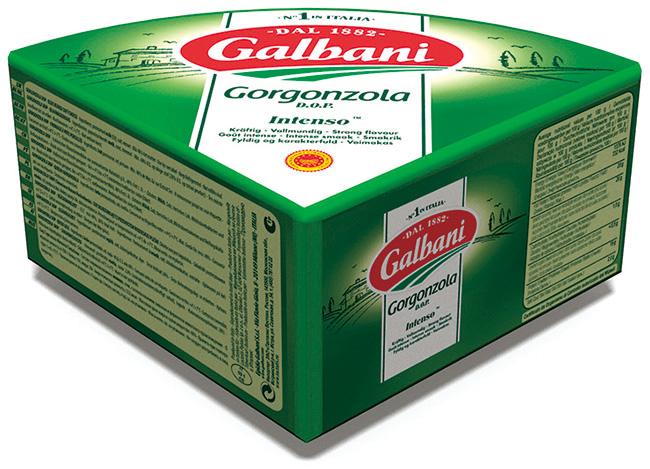 ガルバーニ ゴルゴンゾーラ D.O.P インテンソ 1.5Kg