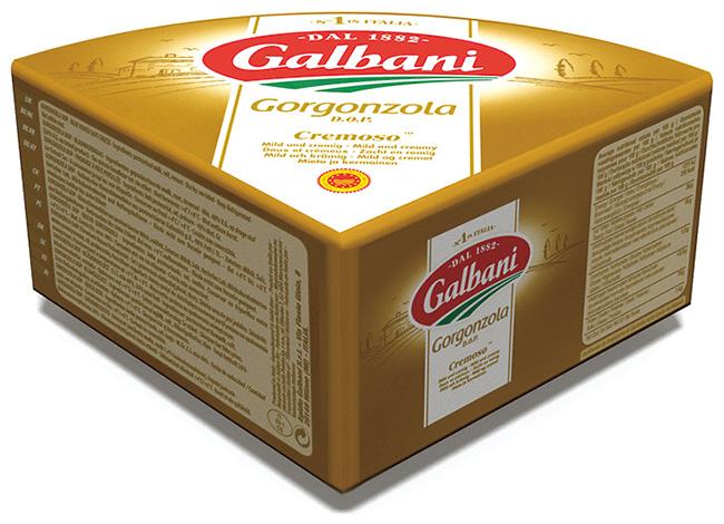ガルバーニ ゴルゴンゾーラ D.O.P クレモーゾ 1.5kg