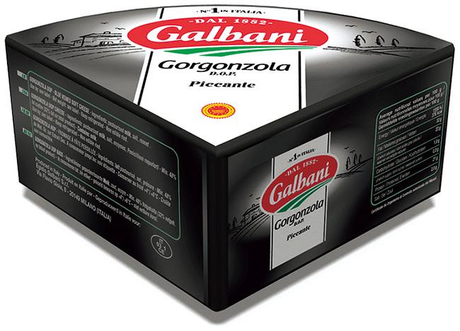 ガルバーニ ゴルゴンゾーラ D.O.P ピカンテ 1.25kg