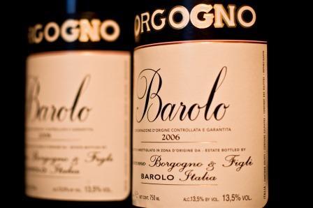 極上の白トリュフと銘醸Baroloの夕べ Borgogno Maker's Dinner