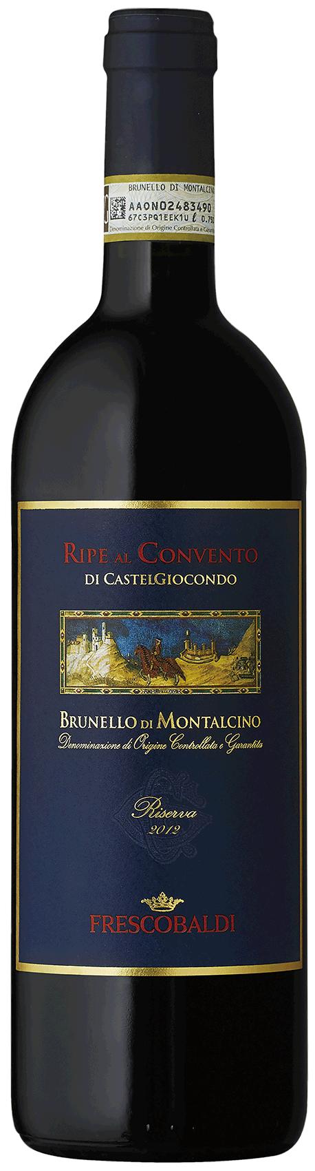 Ripe al Convento Brunello di Montalcino Riserva ブルネッロ・ディ・モンタルチーノ・カステルジョコンド・リゼルヴァ