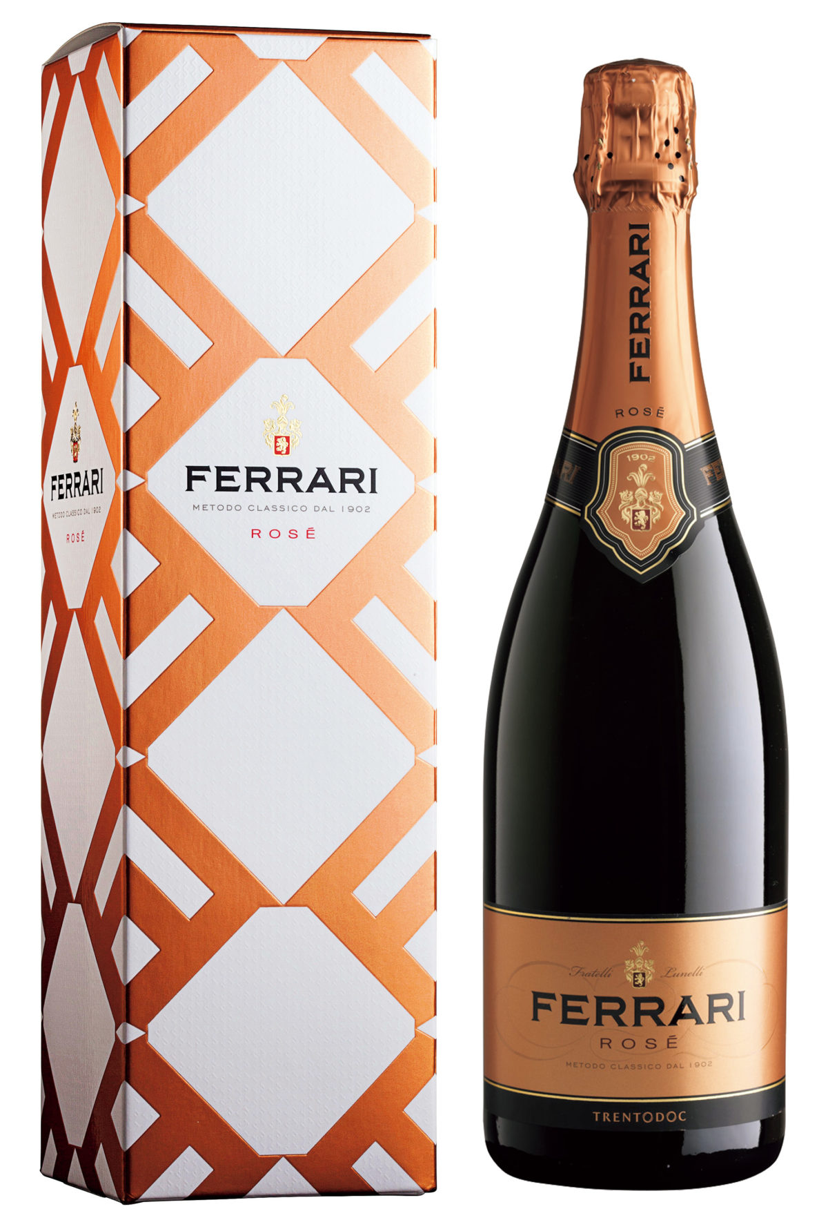 Ferrari Rose GiftBox フェッラーリ・ロゼ(ギフトボックス入り)750ml