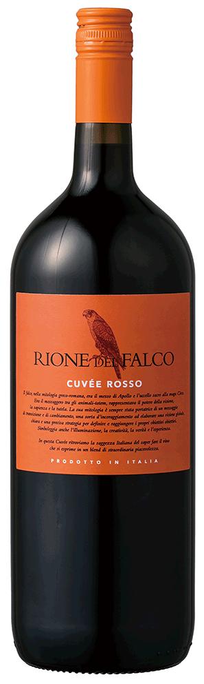 Rione del Falco Rosso 1500ml リオーネ・デル・ファルコ・ロッソ 1500ml