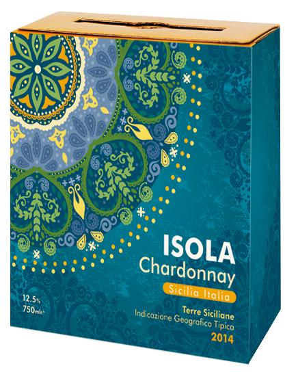 Isola Chardonnay 2L イゾラ・シャルドネ 2L