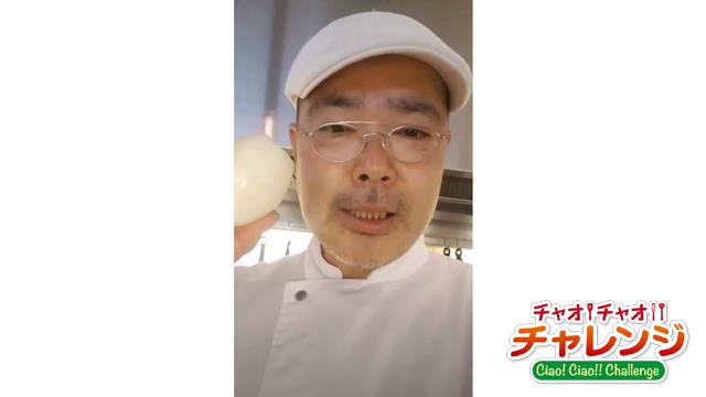 vol.99【新玉ねぎのスープ】リストランテ厨 川良シェフ