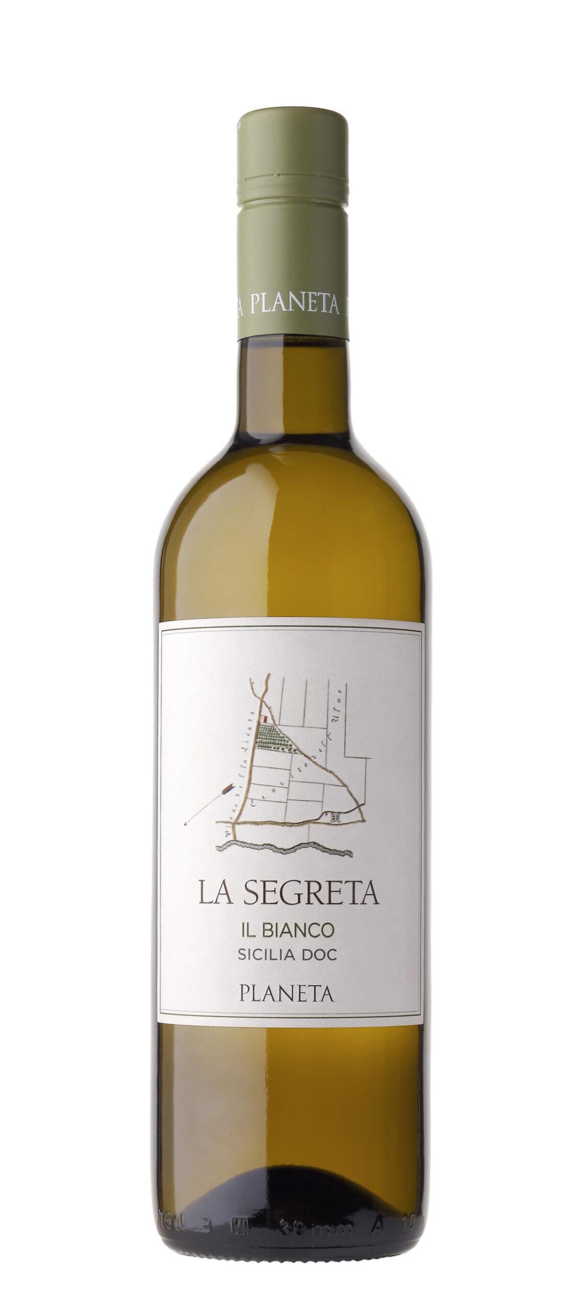 La Segreta Il Bianco ラ・セグレタ・ビアンコ 750ml