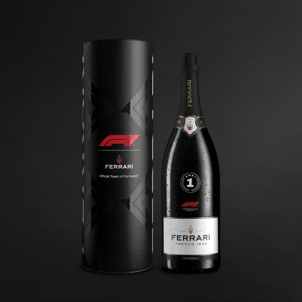 フェッラーリ F1® セレブレーションボトル  3000ml